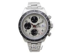 Montre Tudor Prince Date 79260 40 MM Chronographe Automatique Acier Steel Watch