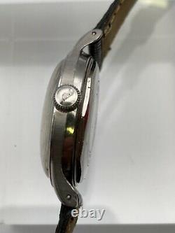 Montre Vintage Mido Multifort Automatique Acier Homme 917P Powerwind
