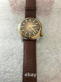 Montre WYLER LIFEGUARD Heavy Duty 660 DYNAWIND Automatique Swiss Made