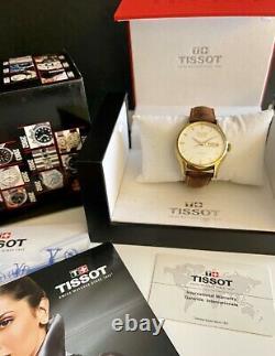 Montre / Watch Automatique Tissot Visodate Heritage