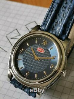 Montre Watch BUGATTI CARTIER modele strasbourg automatique ETA 2824