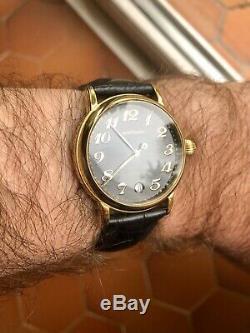 Montre Watch MontBlanc Meisterstuck Automatique 7004 Excellent État