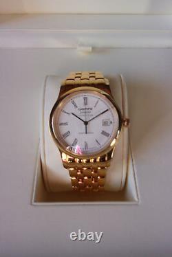 Montre Wempe Zeitmeister Glashûte I/sa, chronometre automatique certifié
