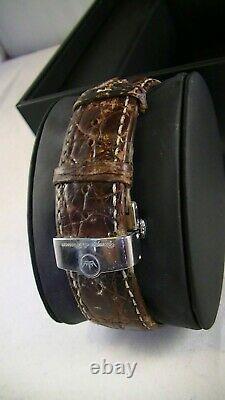 Montre Yonger & Bresson homme mouvement automatique cuir