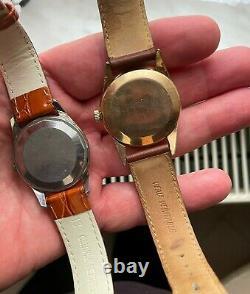 Montre ZENITH chronomètre automatique et Zenith vintage