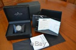 Montre automatique ALPINA Avalanche Extrême 200m ETA 2824 2. Trophée Andros 2009