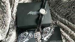 Montre automatique ALPINA STARTIMER AL-525LW4R26 40mm, Sapphire, box & papers