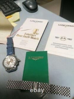 Montre automatique Longines Lindbergh