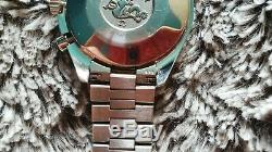 Montre automatique OMEGA SPEEDMASTER Reduced 3220 Limited Marui Panda dial