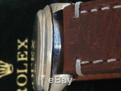 Montre automatique Rolex datejust, case 34 mm
