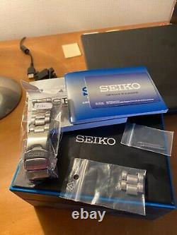 Montre automatique Seiko SRPB11K1 Turtle Blue Lagoon