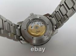 Montre automatique Sinn 104 St Sa I avec bracelet acier