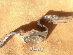 Montre automatique TISSOT PR 516 boitier 36 mm Cal. 784, fonctionne. 007