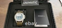 Montre automatique Unimatic U4 A V437