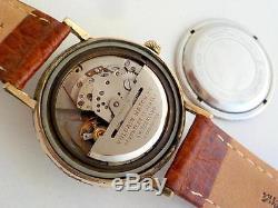 Montre automatique VULCAIN EXACTOMATIC RÉSERVE DE MARCHE Orologio vintage