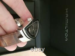 Montre automatique hamilton ventura d'occasion