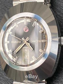 Montre automatique homme vintage Rado Diastar NOS