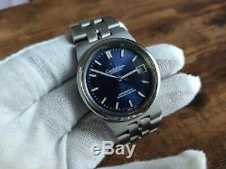 Montre automatique vintage Omega Constellation 1972, calibre 1011. Rare
