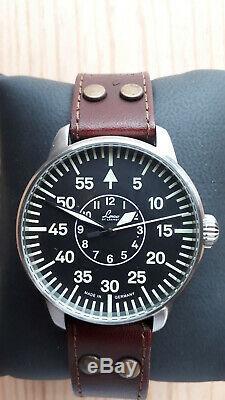 Montre aviateur Flieger type B automatique LACO Aachen 42