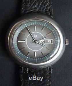 Montre bracelet pour homme LIP AUTOMATIC automatique dateur watch