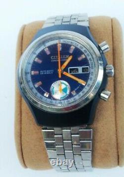 Montre chronographe automatique Citizen BLS 8100 Flyback
