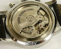 Montre chronographe automatique Pilot Zeno Basel Watch