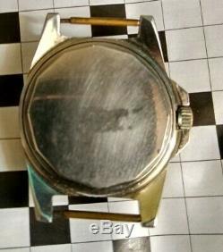 Montre de plongée automatique Michel Herbelin Sonar 666 / vintage dive watch
