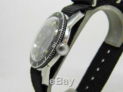 Montre de plongée automatique NOREXA mouvement automatique vintage 1960