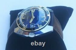 Montre de plongée automatique Regilux de 1970. Cal. ETA 2472