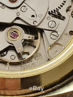 Montre homme Automatique LIP Fonctionne Bracelet comme neuf Cal Duromat 7525/2