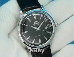 Montre homme automatique ORIENT BAMBINO FAC00004B automatic men's watch leather