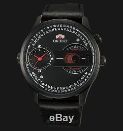 Montre homme automatique ORIENT Dual Dial Automatic FXC00002B Mens Watch