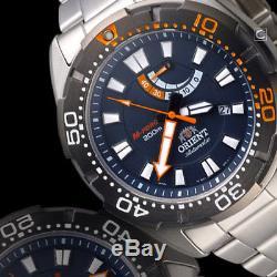 Montre homme automatique ORIENT M-FORCE SEL0A002D AUTOMATIC Orient men's watch