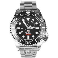 Montre homme automatique ORIENT SEL02002B Pro Saturation 300m Professional Diver