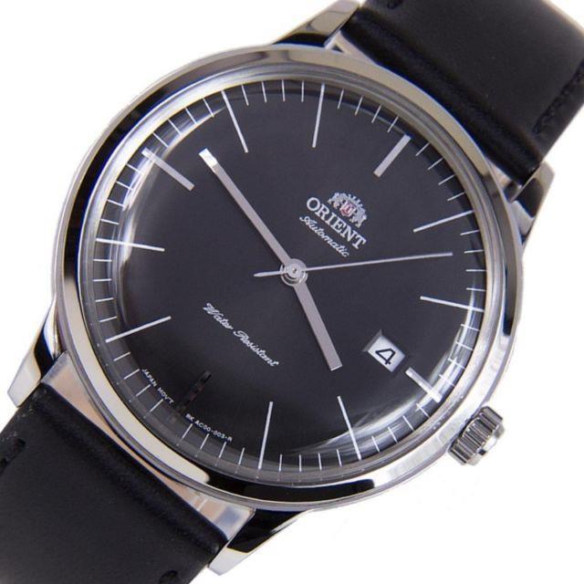 Montre Homme Automatique Orient Bambino Fac0000db Automatic Men's Watch -leather