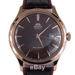 Montre homme automatique Orient Bambino FAC08001T Orient automatic men's watch
