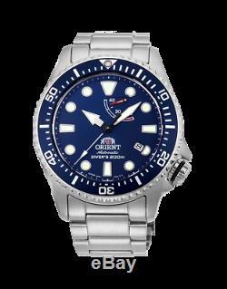 Montre homme automatique Orient Neptune RA-EL0002L Orient Automatic men's watch