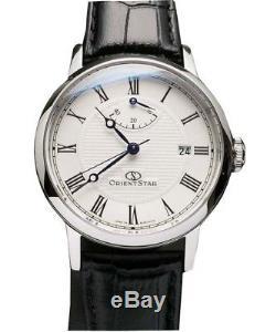 Montre homme automatique Orient Star SEL09004W Orient Star automatic men's watch