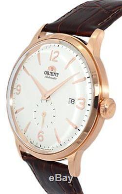 Montre homme automatique Orient automatic men's watch Bambino RA-AP0001S rose