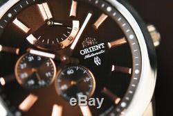 Montre homme automatique Orient automatic men's watch FEZ08002T Power Reserve