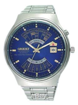 Montre homme automatique Orient automatic men's watch Multi-year FEU00002D