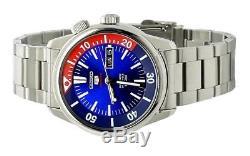 Montre homme automatique SEIKO 5 SPORTS AUTOMATIC SRPB25K1 BLUE DIAL