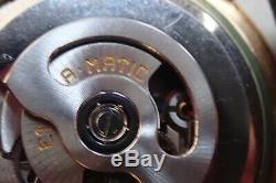 Montre homme automatique en or 18K de marque Eterna Matic 1950 / 1960