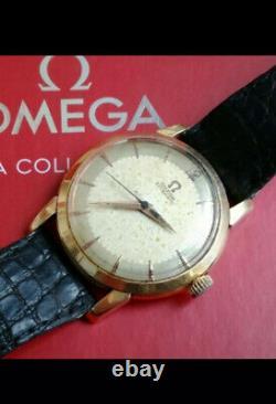 Montre omega Automatique Cal. 501 En Or 18k Boucle oméga en or