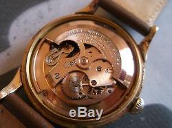 Montre or Oméga Constellation automatique gold automatic wristwatch Armbanduhr