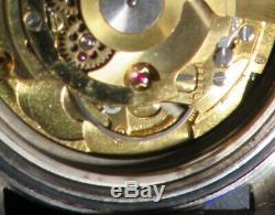 Montre vintage automatique Solvil et Titus, ETA 2472, état exceptionnel