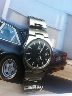 Montre vintage automatique TISSOT PR516 1970, 1 no réserve, nautic, révision ok