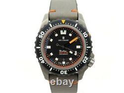 Neur Montre Steinhart Triton 1000 Titanium 46mm Automatique + Boite Watch 670