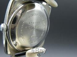 O92 Vintage Glashütte Spezimatic 26 Rubis Montre Automatique pour Hommes