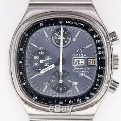 OMEGA Homme Ss Speedmaster Chronographe Montre Automatique Avec TV Étui 176.0014